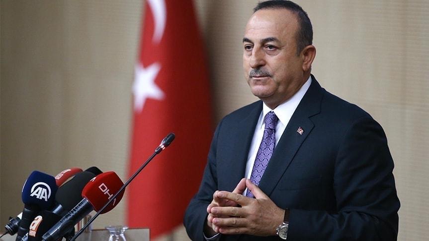 Mevlüt Çavuşoğlu: Oruç Reis'in bakım için dönmesi, taviz anlamına gelmez