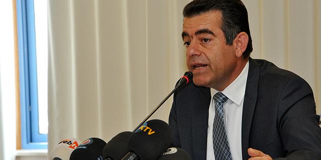 Tümerkan: Kıbrıs meselesi artık minor bir konu oldu