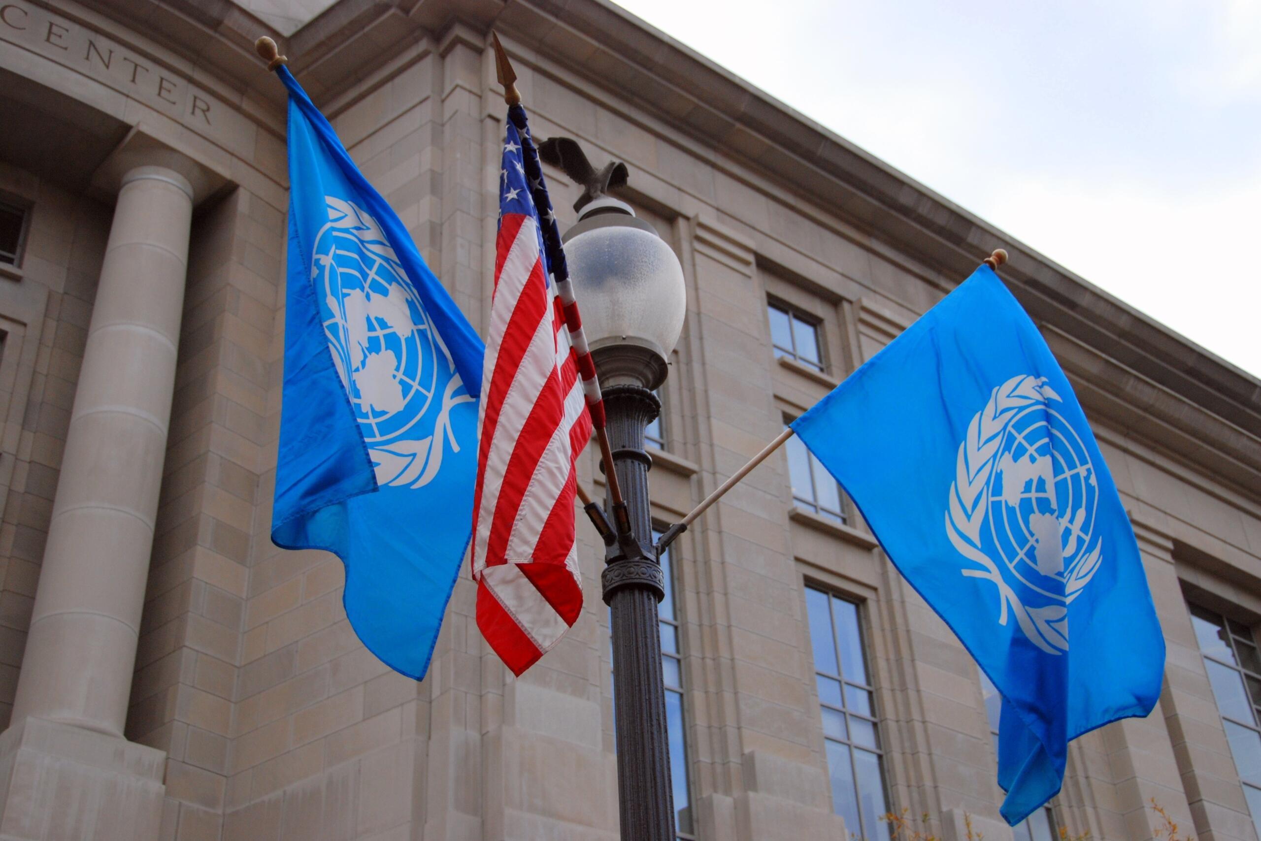 ABD'NİN BM DAİMİ TEMSİLCİSİ KRAFT, TAYVANLI YETKİLİYLE BİR ARAYA GELDİ