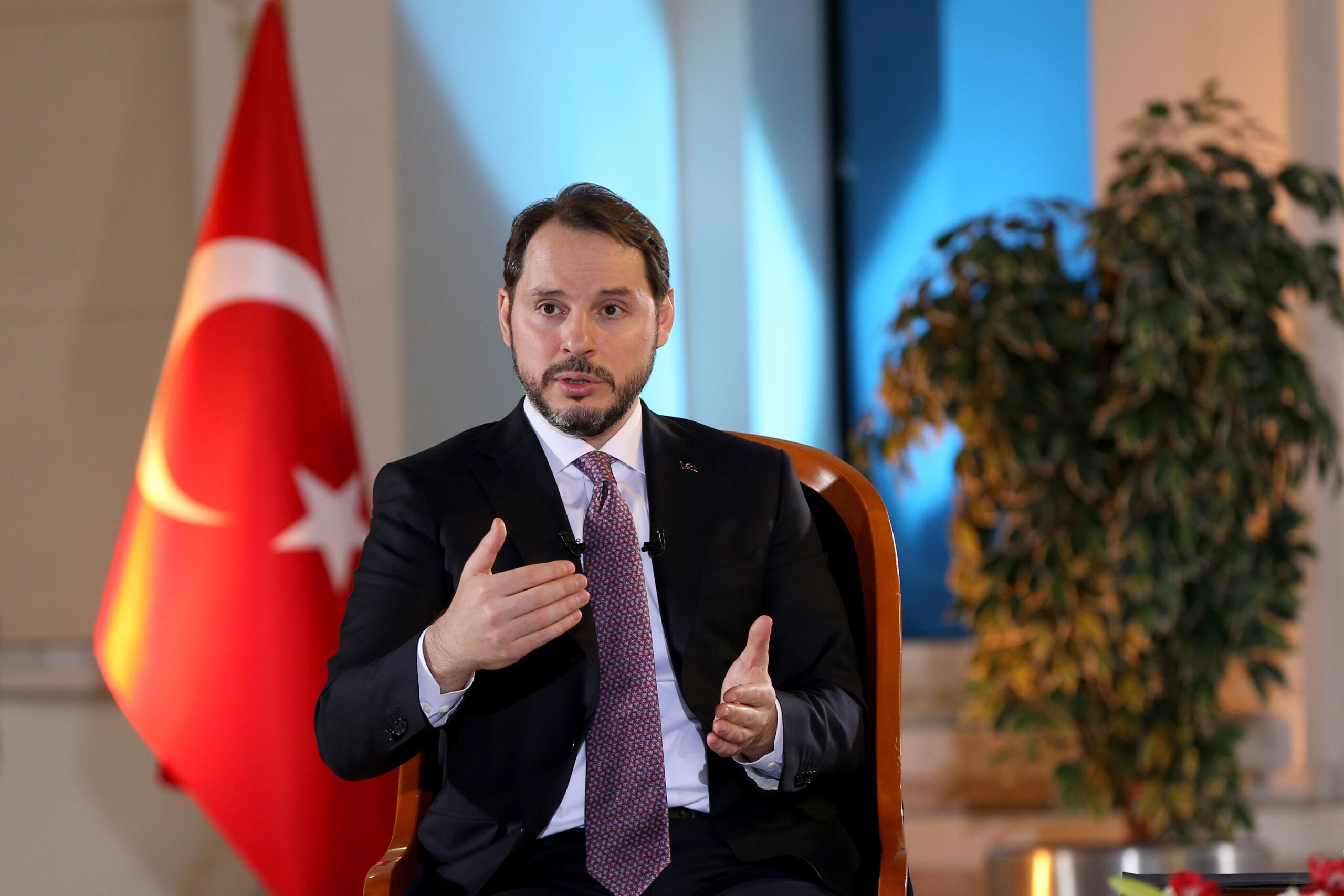 Berat Albayrak: Ekonomimiz güçlü bir yükseliş mesajı verdi