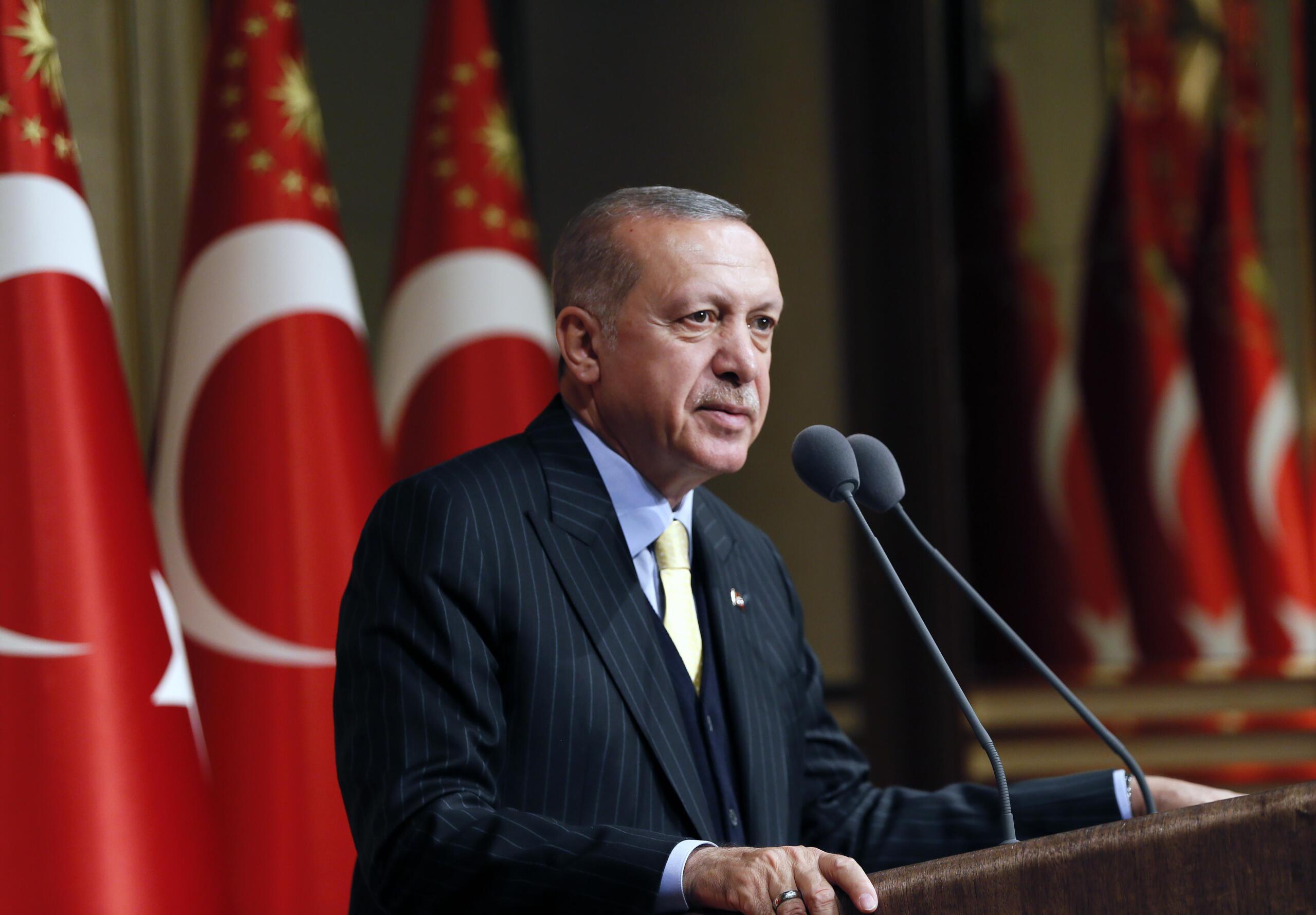 """""""Türkiye'nin şantaja boyun eğmeyeceği anlaşılmıştır"""""""