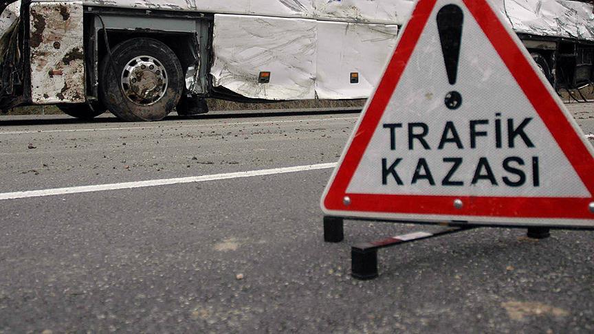 BİR HAFTADA İÇİNDE 53 TRAFİK KAZASI!