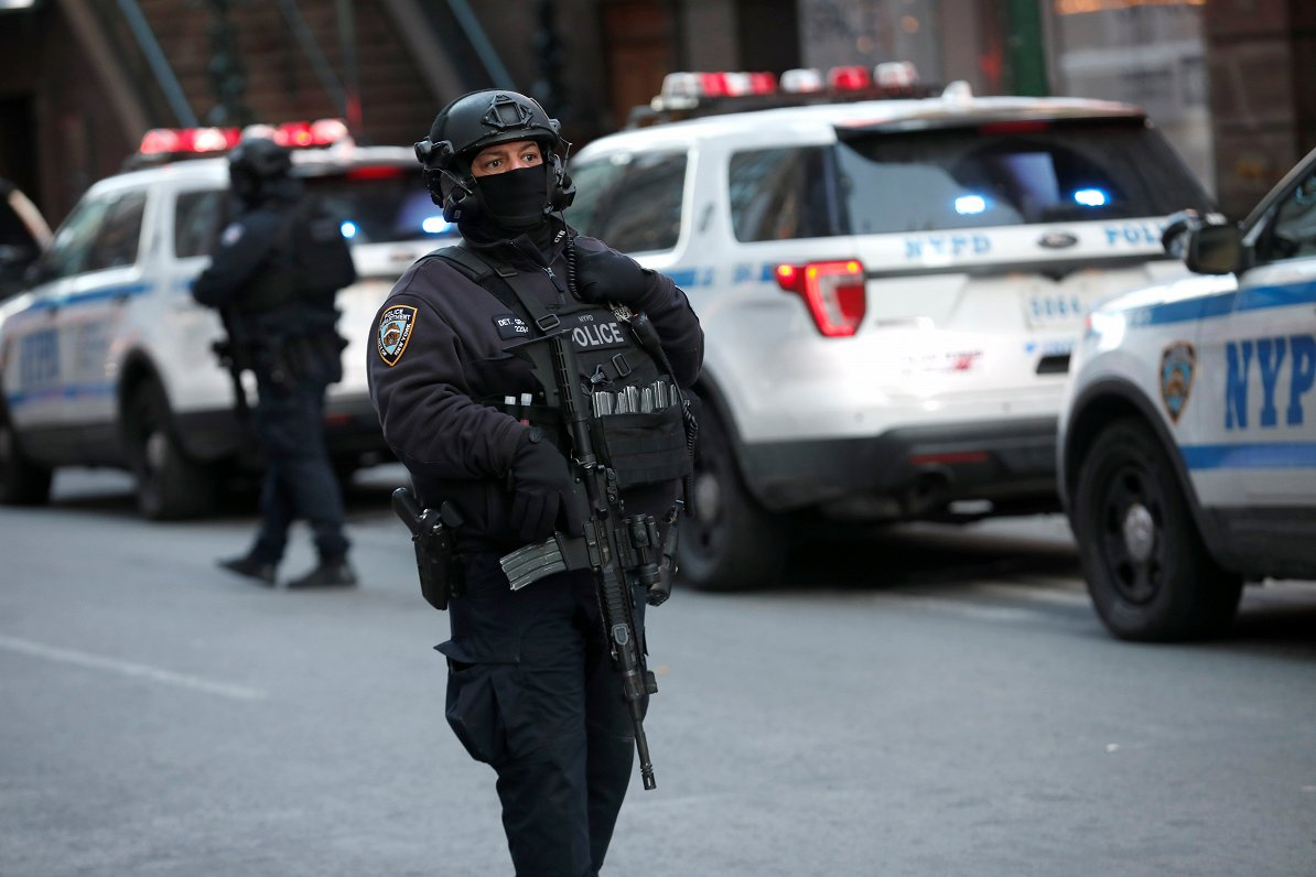 ABD POLİSİ OTİZMLİ BİR ÇOCUĞU VURDU!