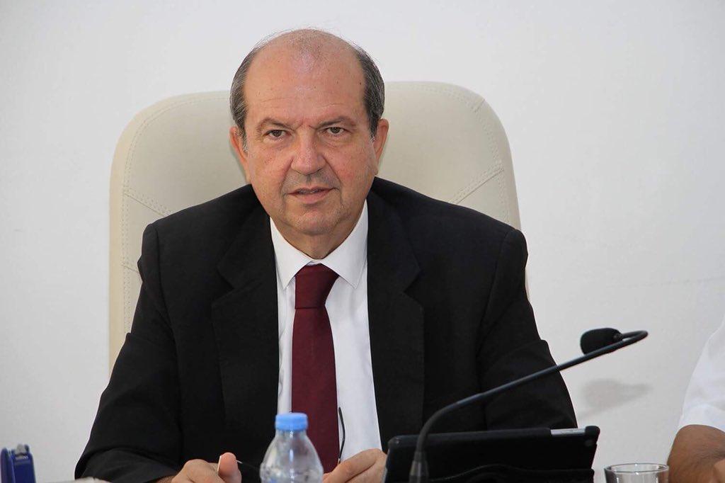 Ersin Tatar: Artık ayağa kalkma ve yeni bir geleceğe yürüme zamanıdır