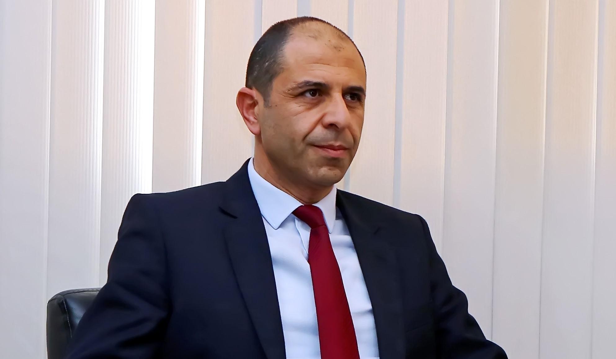 """KUDRET ÖZERSAY : """"BİZİ DE MUHATAP ALMALARINI SAĞLAMA SÖZÜ VERİYORUM"""""""