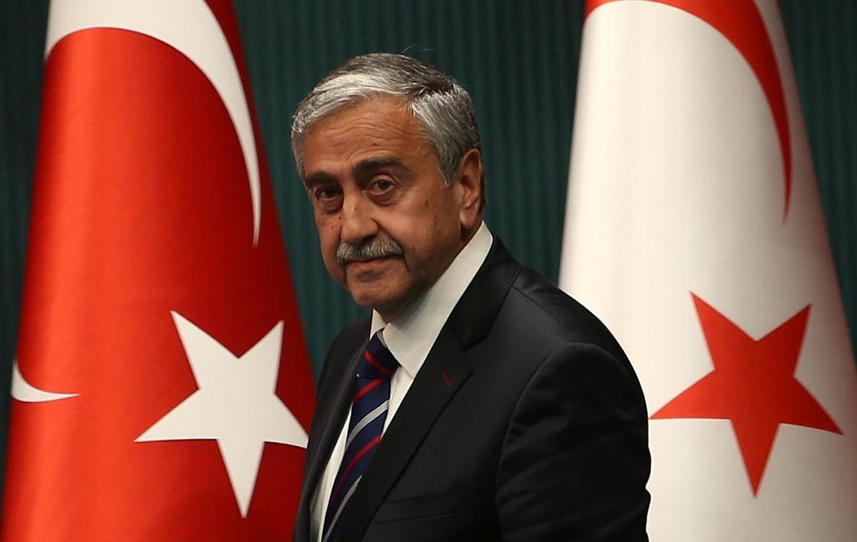 """""""Sn. Mustafa Akıncı, BM kriterleri çerçevesinde mümkün olabilecek en doğru çözümü savunmaktadır"""""""