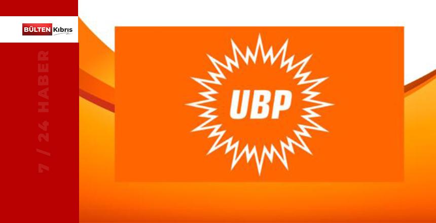 UBP'DE GENEL SEKRETER KRİZİ!