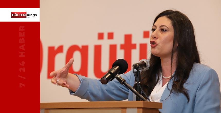 CTP Milletvekili İncirli'den Sert Eleştiri!