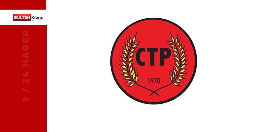 CTP'DEN İŞÇİLERE DESTEK!