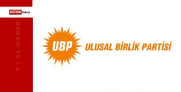 UBP MECLİS GRUBU TOPLANTI YAPACAK!