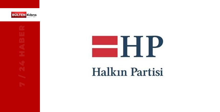 HALKIN PARTİSİ DESTEK VERMEYE HAZIR!