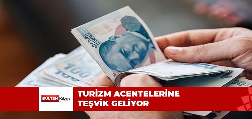 TURİZM ACENTELERİNE 600 BİN TL TEŞVİK ÖDEMESİ YAPACAK