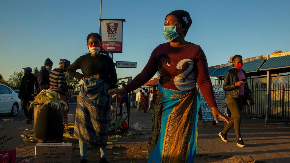 AFRİKA'DA COVİD-19'DAN İYİLEŞENLERİN SAYISI 1 MİLYON 104 BİN!