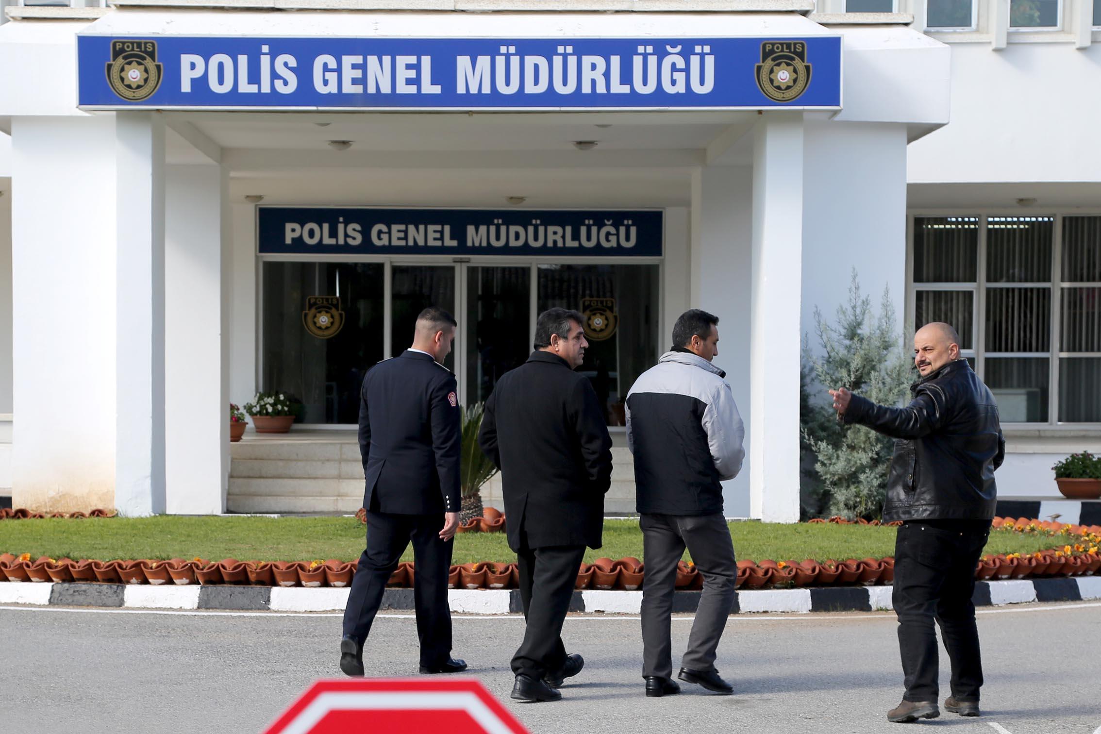 Polis Genel Müdürlüğü Personeline Test Yapıldı