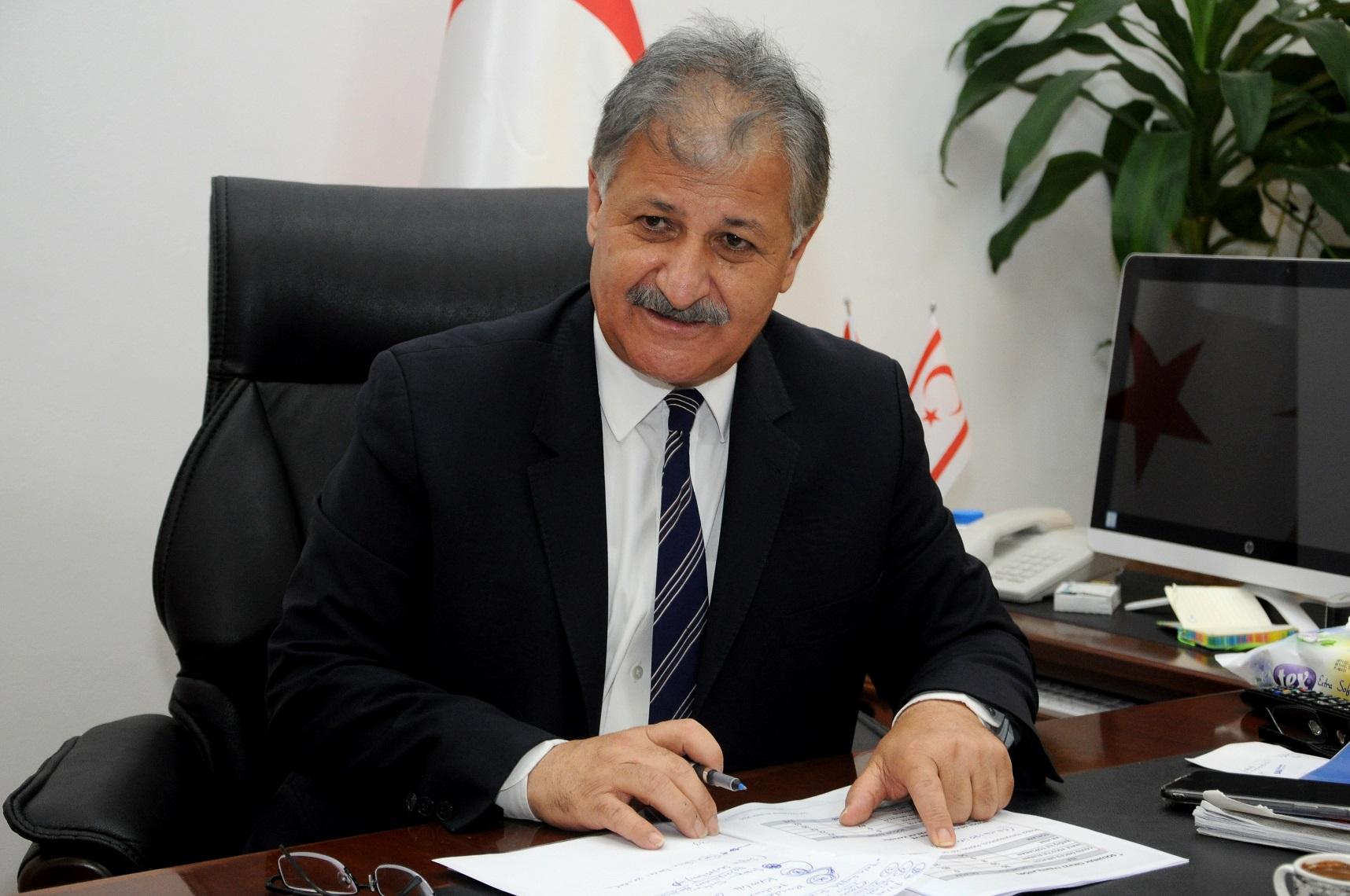"""Pilli: """"Halkımız gönül rahatlığı ile Burhan Nalbantoğlu'ndan hizmet alabilir"""""""