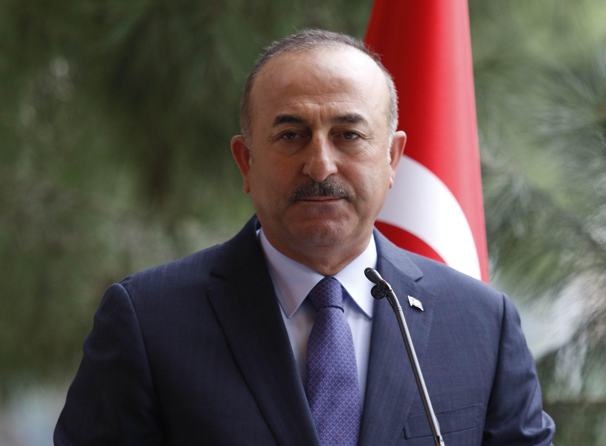 Mevlüt Çavuşoğlu, Pompeo ile görüştü