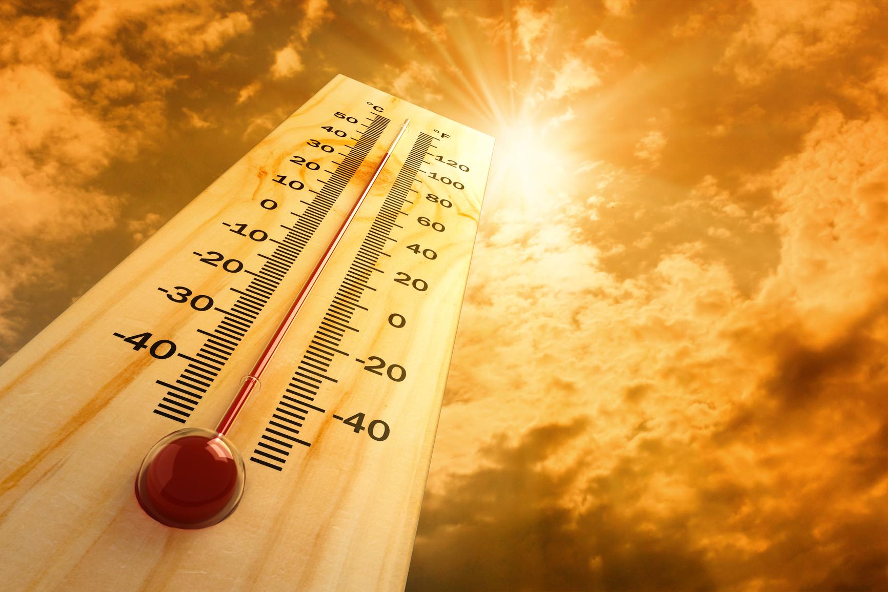 Termometreler yakında 40'ı gösterecek!
