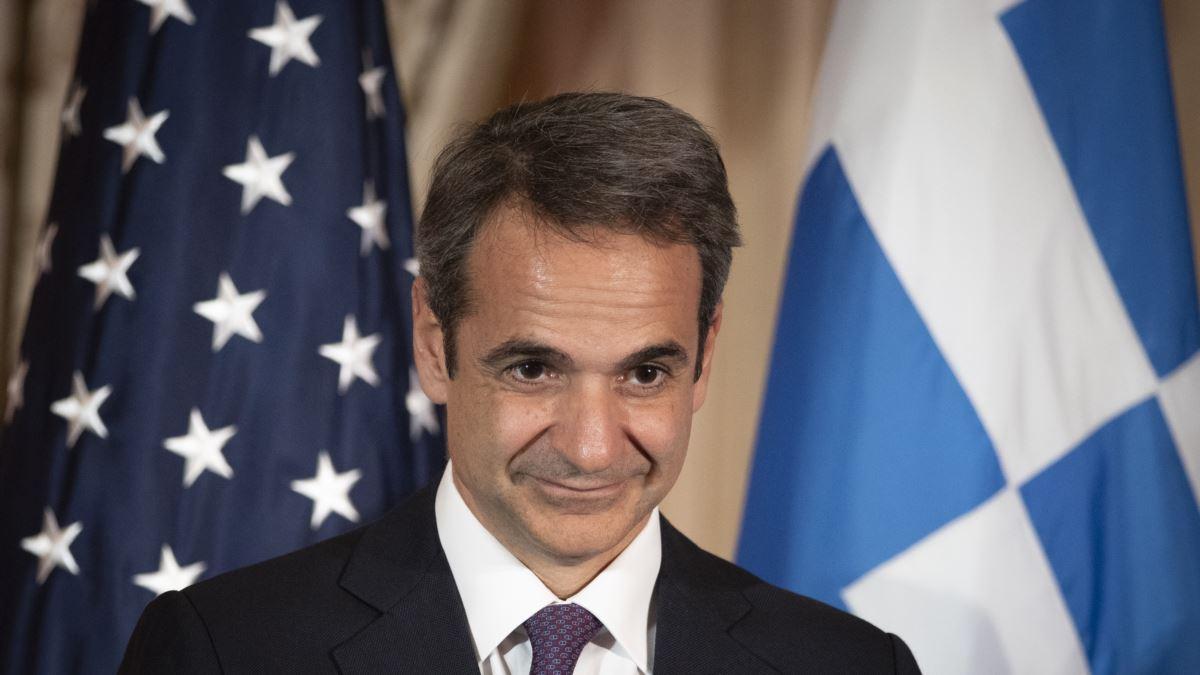 Yunanistan Başbakanı Miçotakis Açıklama Yaptı