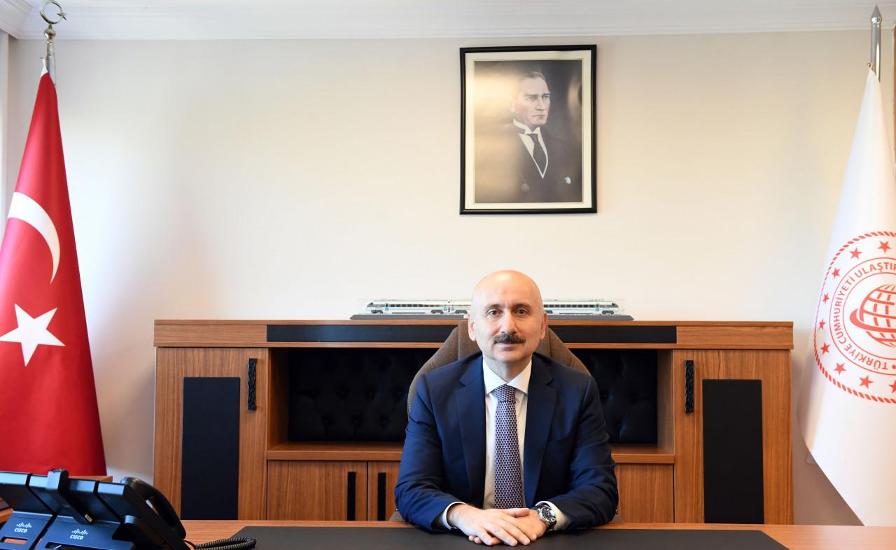 Karaismailoğlu: Türksat 5A haberleşme uydumuz 30 Kasım'da uzaya fırlatılacak