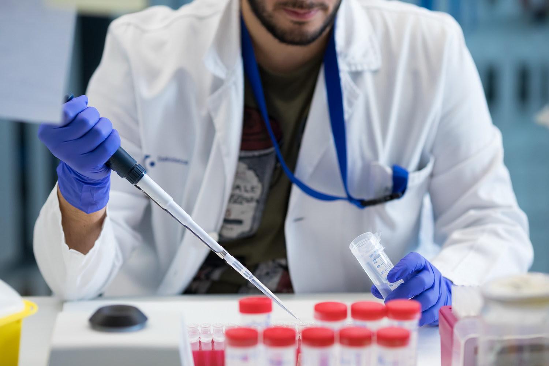YDÜ HASTANESİ COVİD-19 PCR AKADEMİSİ GERÇEKLEŞTİRİYOR