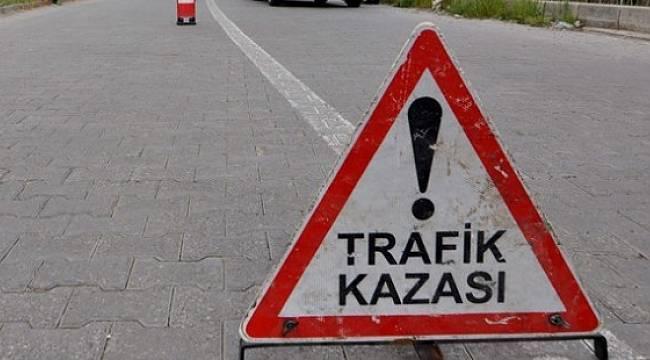 Güney Kıbrıs'ta Korkutan Kaza!