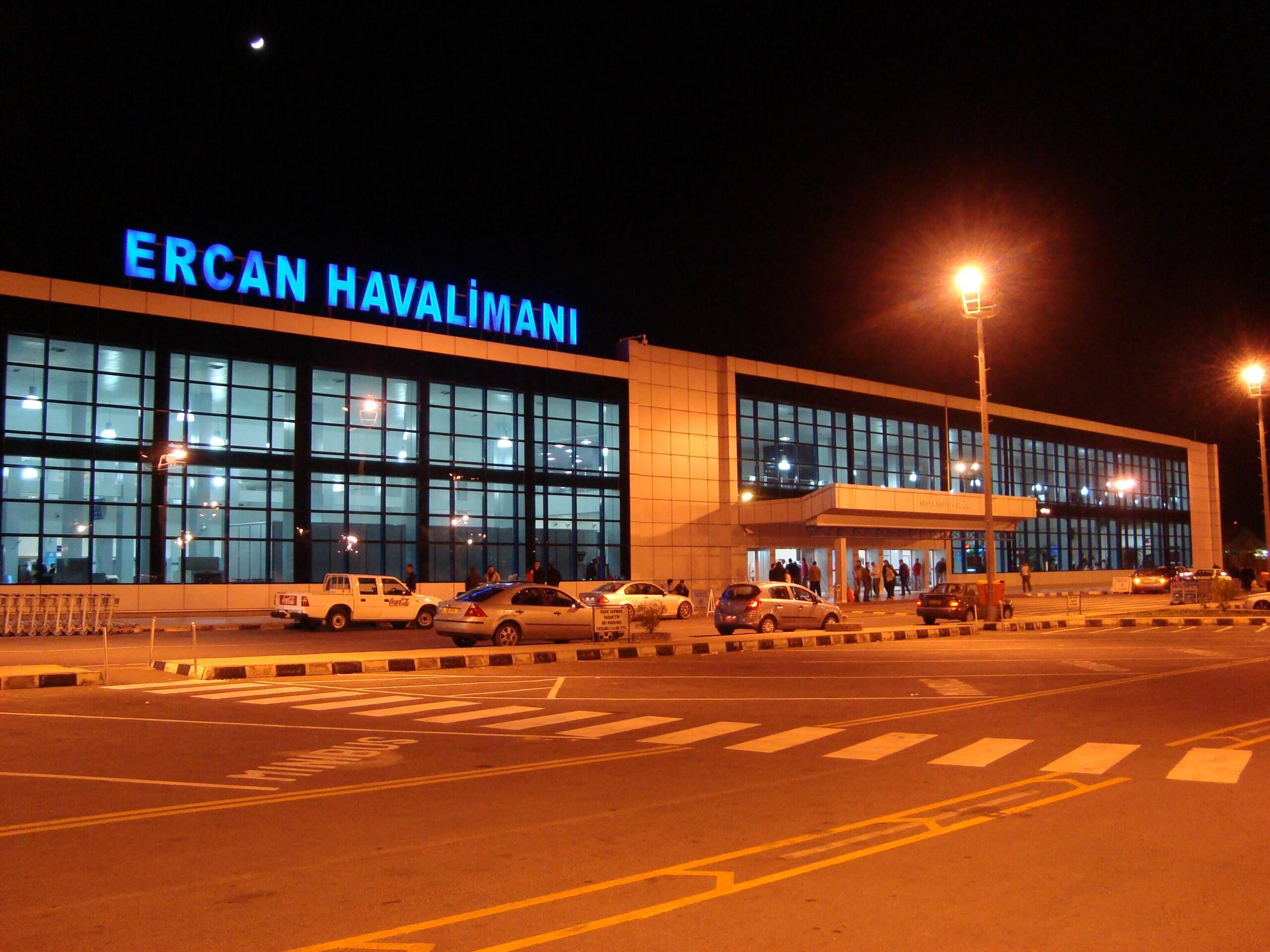 Ercan Havaalanı, 4 gün süreyle yabancı yolculara kapalı olacak