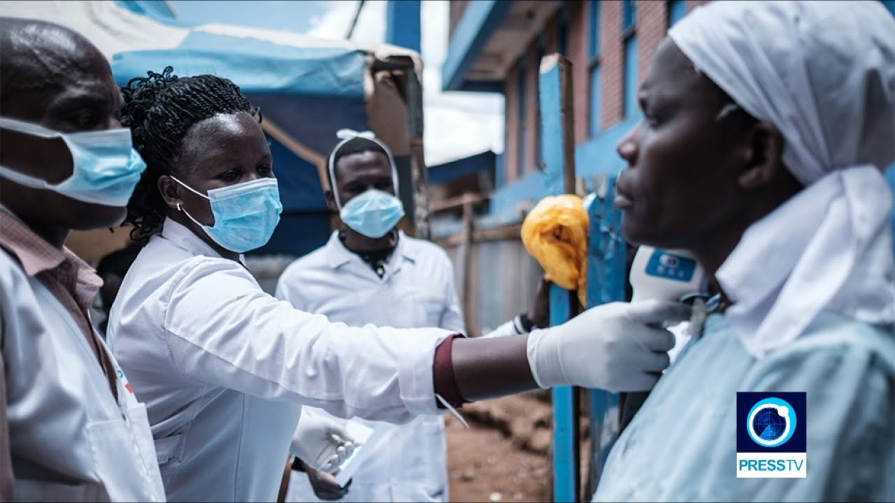 Afrika'da binlerce sağlık çalışanı Covid-19'a yakalandı
