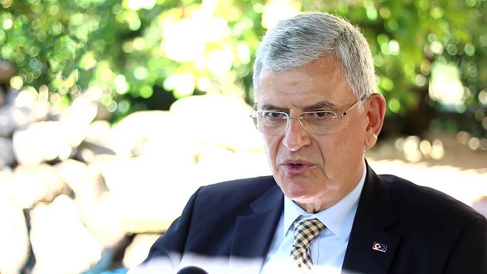 Volkan Bozkır: Bu tür sorunlar diplomasi ile barışçıl yollarla çözülmeli