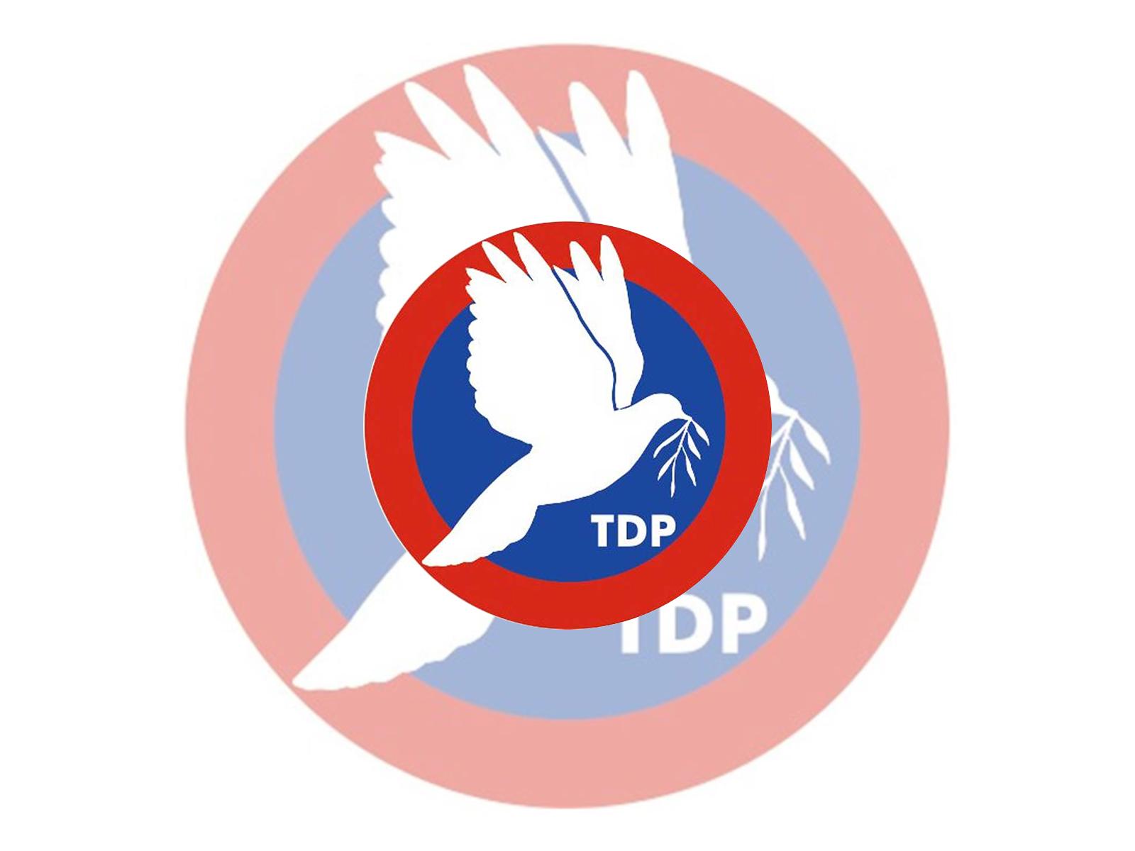 TDP bugün toplanıyor
