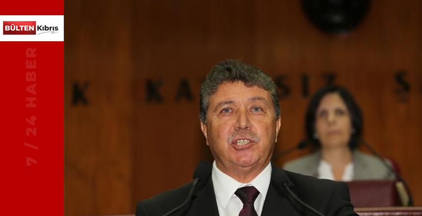 Üstel'den UBP Genel Başkanı adaylığına yeşil ışık