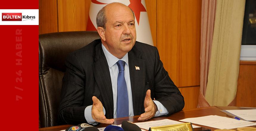 Tatar: Artık müzakere masasında ezik, başı eğik olmak istemiyoruz