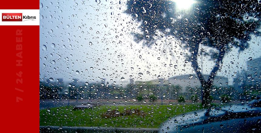 Yarın sabah sağanak yağmur bekleniyor