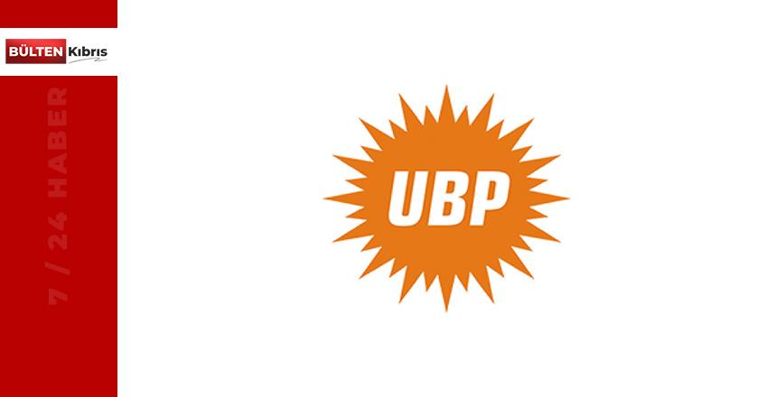 UBP'de Kurultay kararı!