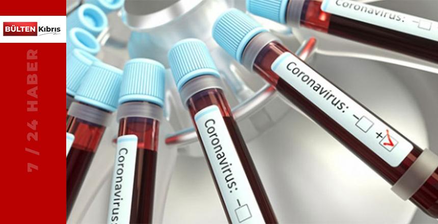 Covid-19'lu 1 hasta yoğun bakıma alındı