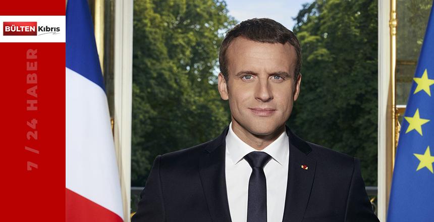Fransa'da 'Macron istifa' sloganları artıyor