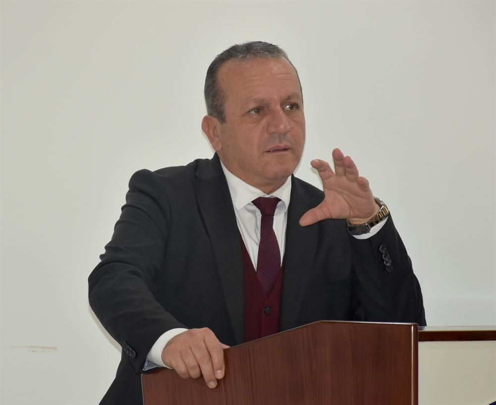 """Ataoğlu: """"Yüzde 45'lik kesim de sandığa gitmeli"""""""