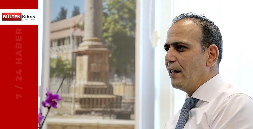 Mehmet Harmancı: Yeni bir siyasi oluşum içinde değilim