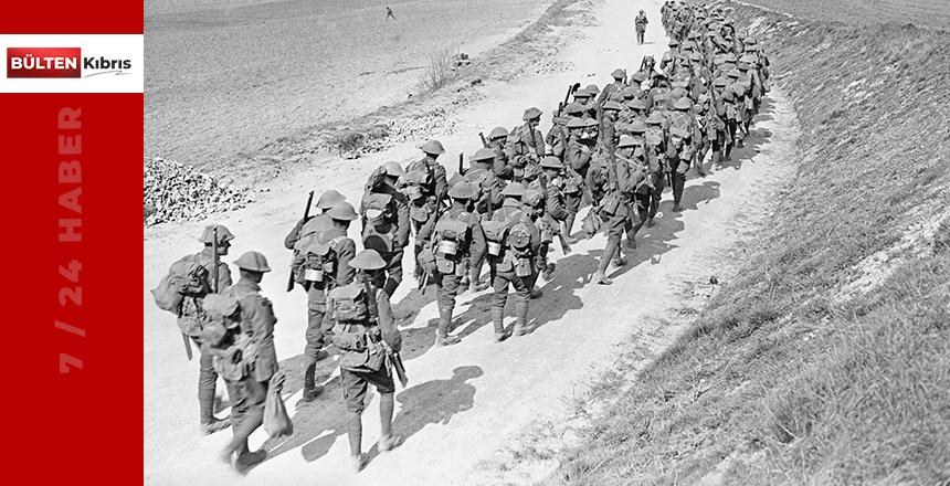 Birinci Dünya Savaşı'dan 102 yıl geçti