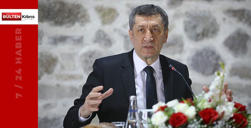 TC Milli Eğitim Bakanı Selçuk'tan 'ara tatil' açıklaması