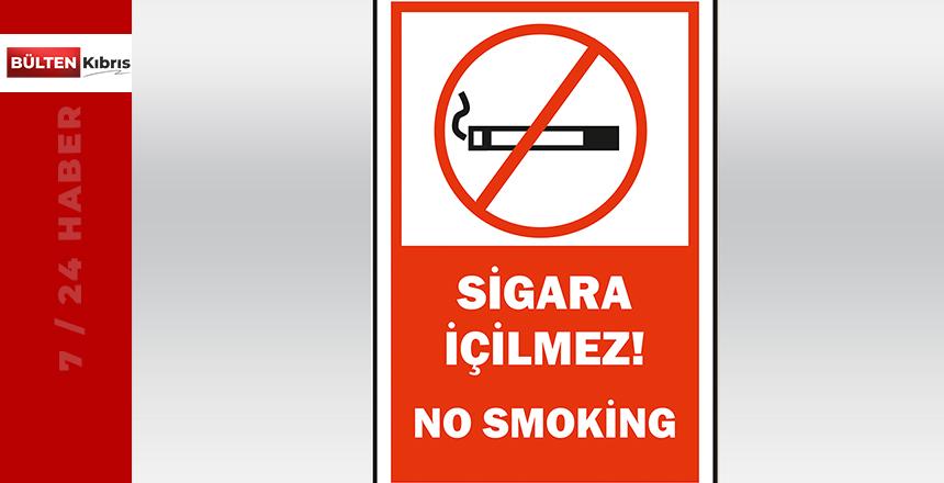 Türkiye'de sigara yasağı!