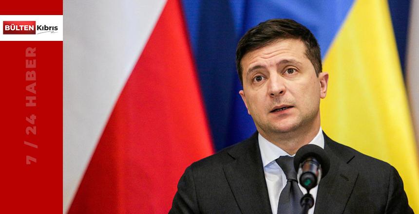Covid-19'a yakalanan Ukrayna Devlet Başkanı hastaneye kaldırıldı