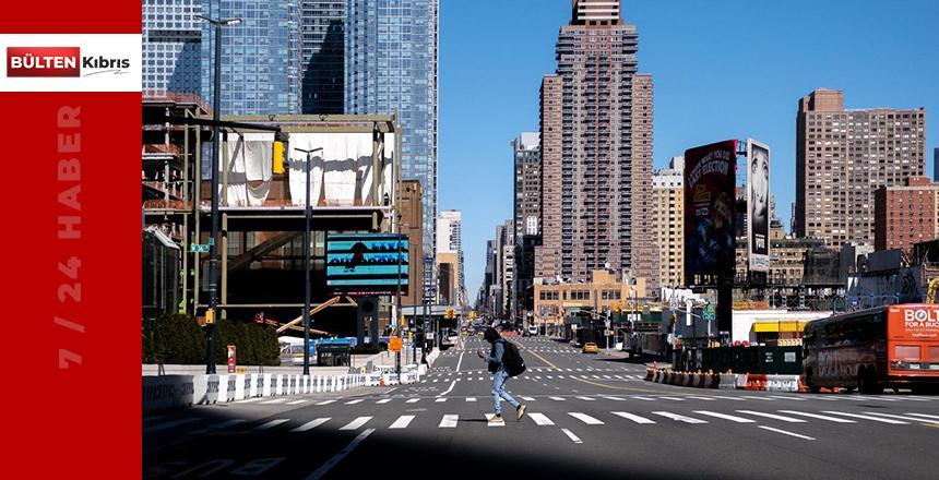 New York'da yeni covid-19 kısıtlamaları