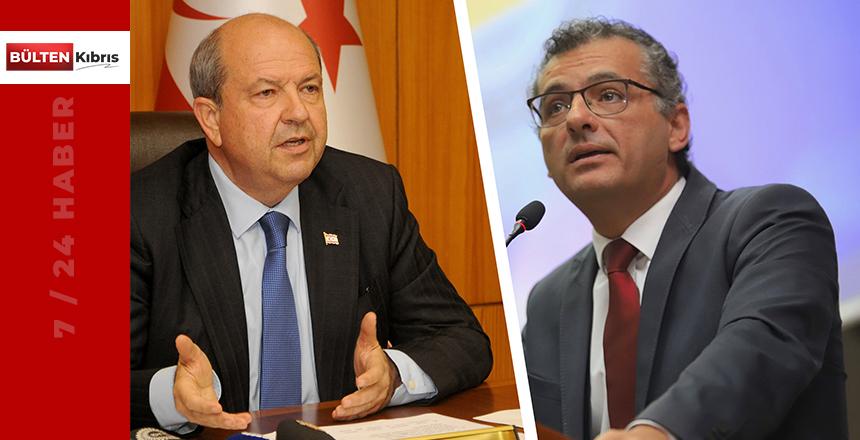 Tufan Erhürman: Tatar ile televizyon programında tartışmaya hazırım