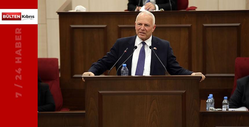 """Töre: """"KKTC'nin kuruluşu Kıbrıs Türk halkı için en büyük bayramdır"""""""
