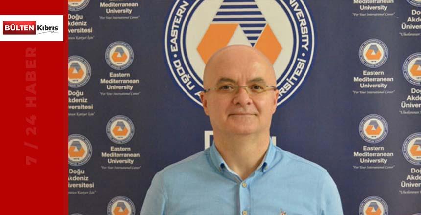 DAÜ Turizm Fakültesi Öğretim Üyesi Prof. Dr. Osman M. Karatepe 1. sırada yer aldı.