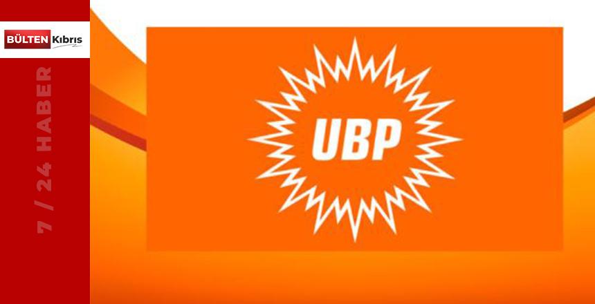 UBP Meclisi toplandı!