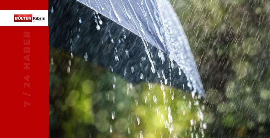 En çok yağış alan bölgeler