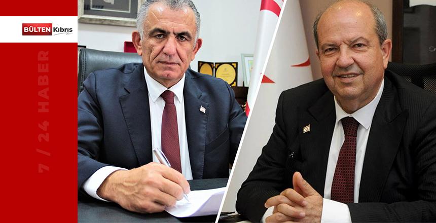 Nazım Çavuşoğlu ile Tatar Telefonda Görüştü