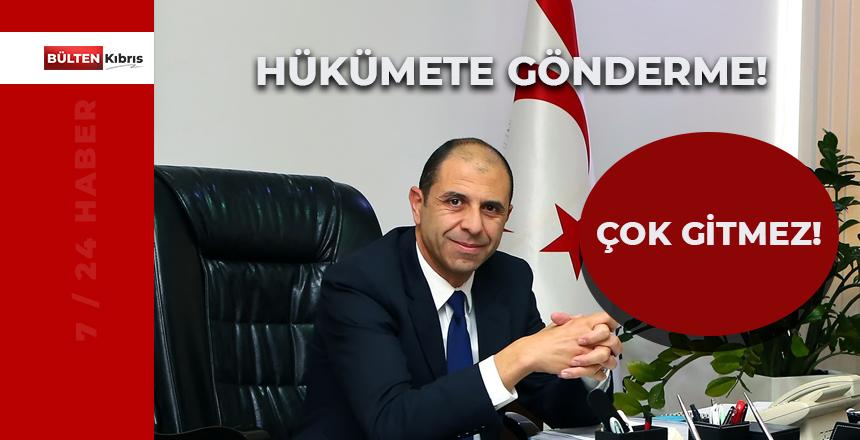 ÖZERSAY'DAN GÖNDERME!