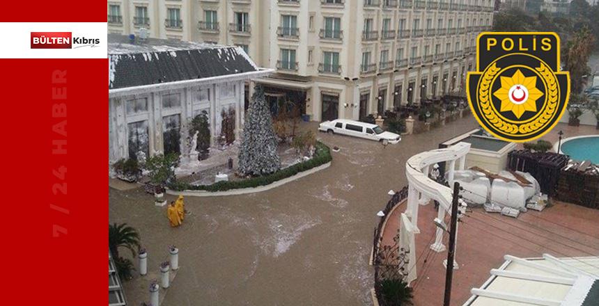 Girne'deki sürücülere uyarı!